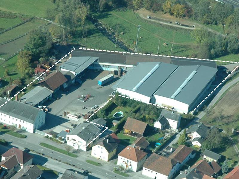 Firmengebäude Thanhofer